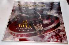 Al Viola   Imagination  1960  Liberty  LRP 3155  Jazz Guitar  Vinyl LP  VG+