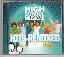 (ES980) High School Musical: Hits Remixed - 2008 CD