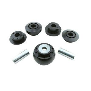 Whiteline Bushing Rear Differential - Mount Front & Rear KDT911