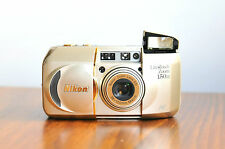 NIKON Lite*Touch Zoom 150ED AF    35mm film Camera  , 38-150mm Macro  ** EXC **