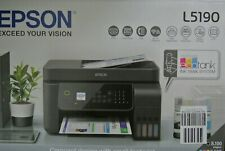 Epson EcoTank L5190 Inkjet 5760 x 1440 All-in-One Printer