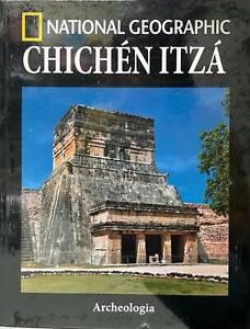 Libro Collana National Geographic Archeologia n 10 Chichen Itza