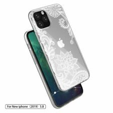 F iPhone 11 Pro Max 8 Plus 7 XS MAX XR Mandala Lace Flower Cute Phone Case Cover