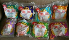McDonald's 1999 Disney Winnie the Pooh Happy Meal Toys - Complete Set of 8