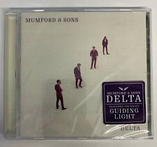 Mumford and Sons - Delta (CD) New and Sealed - ISLAND Records