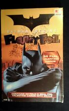 34 Batman Begins Foil Valentine Day Cards & Seals Box damage