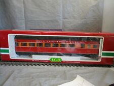 LGB G Scale Southern Pacific Daylight Parlor Observation Car #34590