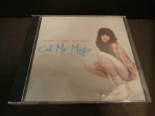 Call Me Maybe by Carly Rae Jepsen-Rare Collectible Cd Single with Both Sides Now