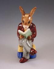 Royal Doulton England Bunnykins Grandpa'S Story Bunny, Db 14