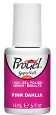 SuperNail ProGel LED/UV Curable Gel Pink Dahlia - .5oz - 80295