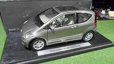 MERCEDES BENZ A-KLASSE Gris 1/18 MAISTO B66962201 voiture miniature