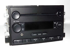 2005-2006 Ford F-150 Pickup AM FM mp3 CD Radio w Auxiliary Input 5L3T-18C869-AD