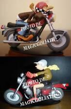 Lot figurines en résine Joe Bar Team YAMAHA Virago + 250 RD moto motor figure bd