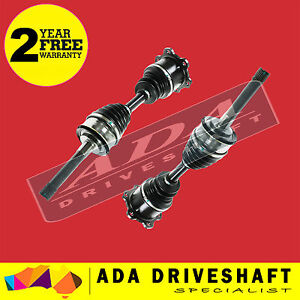 2 FRONT CV JOINT DRIVE SHAFT For TOYOTA HILUX SURF 4RUNNER IFS 88-04