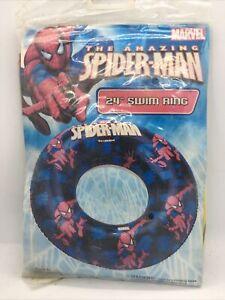 """Marvel Spiderman 24"""" Swim Ring Float rand sk-60124 new sealed"""