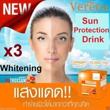 Fish collagen powder antioxidant skin whitening lightening sun protection love 3