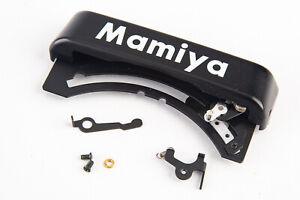 Mamiya 645E Camera Repair Replacement Part Name Plate & Aperture Connector V16