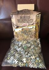 Jigsaw Puzzle 1000 piece Buried Blueprints An Egyptian Chronicle