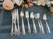 Oneida USA 18/8 Community Stainless CHERBOURG 24pcs 4 Place Settings Iced Teas