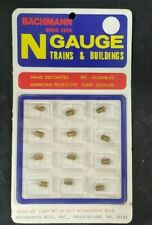 Bachmann N Scale #7021/25 - Train & Building Replacement Light Bulbs (12) - NOS