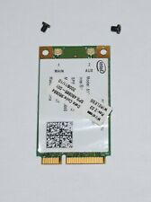 HP 6730S : Carte WIFI WLAN intel 512AN + vis