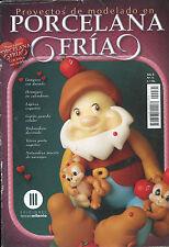 COLD PORCELAIN Tercer Milenio # 71 Magazine Argentina