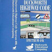 Duckworth Highway Code By Duckworth Education Computing. Sinclair ZX Spectrum🕹️