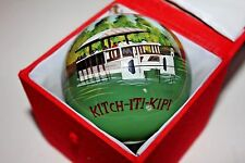 KITCH - ITI - KIPI Glass Ball Ornament