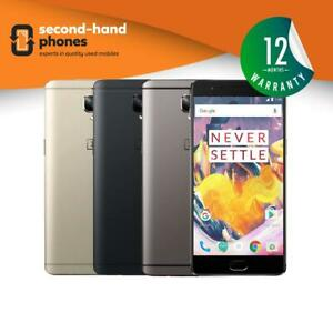 OnePlus 3T - 64GB 128GB - Grey/Gold/Black - UNLOCKED