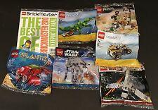 LEGO Best of Brickmaster 2010 Book & Sets 20013 20014 20015 20016 20017 20018