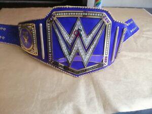 New Undertaker Custom Championship Belt 4mm Gold Zinc Plates ( Rplica )
