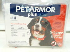 New listing Petarmor Plus Flea & Tick Squeeze-On Dog 89-132 lbs, Count of 3