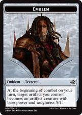 Tezzeret Emblem (004/004) - Aether Revolt - Common