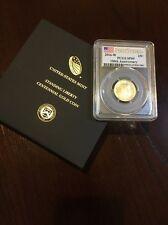 2016 Standing Liberty Centennial Gold Quarter PCGS SP69