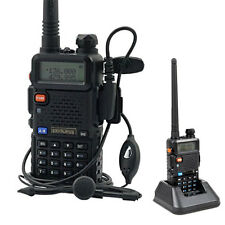 2X 2014 PoFung UV-5R 136-174/400-479.995MHz Dual-Band DTMF FM ham 2 way 5R Radio