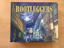 *Bootleggers*(Eagle Games, Englisch) Brettspiel 3-6 Spieler -Krimi-Mafia Spiel