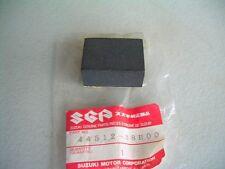 44512-38B00 NOS Genuine Suzuki fuel tank cushion DR-Z250 VS800 VS1400 1987-2009