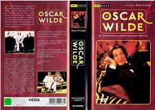 "VHS - "" Oscar WILDE "" (1997) - Stephen Fry - Jude Law"