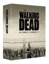 WALKING DEAD SEASON 1-7 BLU RAY BOXSET 32 DISCS REGION B (AUSTRALIA)