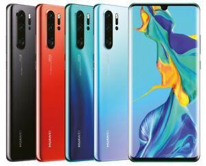 Huawei P30 Pro Dual SIM 128GB 256GB Android Smartphone 6,47 Zoll Top Zustand