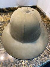 WW2  Pith Helmet