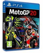 MOTOGP 20 PS4 EU NUOVO SIGILLATO ITA PLAYSTATION 4 MOTO GP 2020