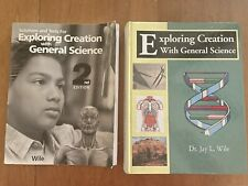 Exploring Creation with General Science : Student Text + Solutions & Test Book