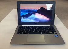 "ASUS X201E 11.6"" Intel Celeron 1.1GHZ 4GB RAM  320 GB HDD  Win10 Webcam Notebook"