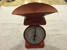 """Vintage """"American Family Scale 1906 Model"""" -- weighs 25 lbs by ounces"""