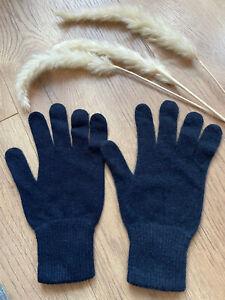 100% Cashmere Luxury Gloves NEW