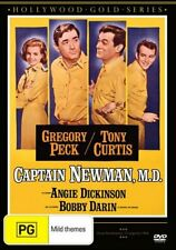 Captain Newman MD M.d. DVD Gregory Peck Tony Curtis 1964 as
