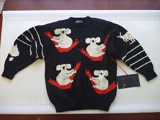 Original Koala Wool knit design by Helen Perko