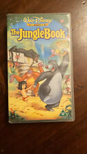 Disney the Jungle Book VHS Video Tape Classics Vintage