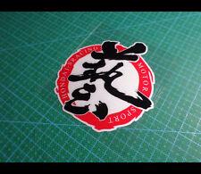 Honda J'S RACING Motor Sport 藝 Drift JDM SOUL mugen Reflective car decal Sticker
